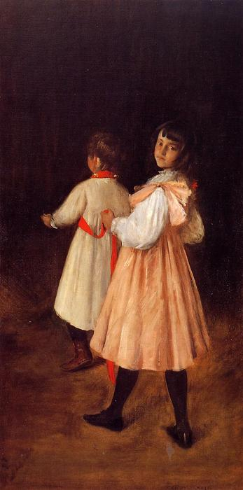 famous painting bei spielen of William Merritt Chase