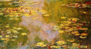 Claude Monet - Der Water-Lily See 9