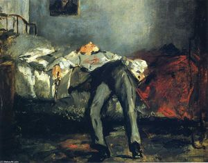 Edouard Manet - der selbstmord