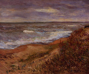 Maxime Emile Louis Maufra - durch den meer