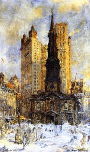 Colin Campbell Cooper - St. Paul-Kapelle