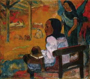 Paul Gauguin - Baby, eremitaget